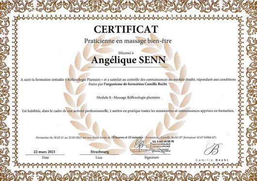 certificat_angie